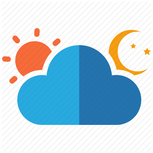 all day, all night, all time, cloud, day, forecast, night - Day And Night PNG