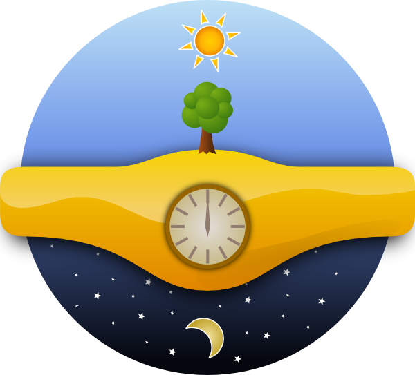PNG: small · medium · large - Day And Night PNG