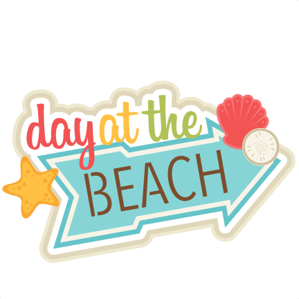 Day At The Beach PNG