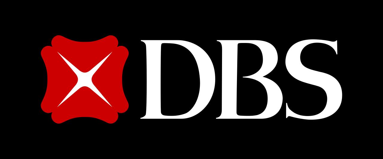 File:DBS Bank Logo.svg - Dbs Logo Vector PNG
