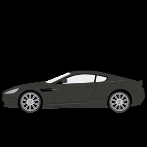 Aston Martin DBS V12 - Dbs Vector PNG