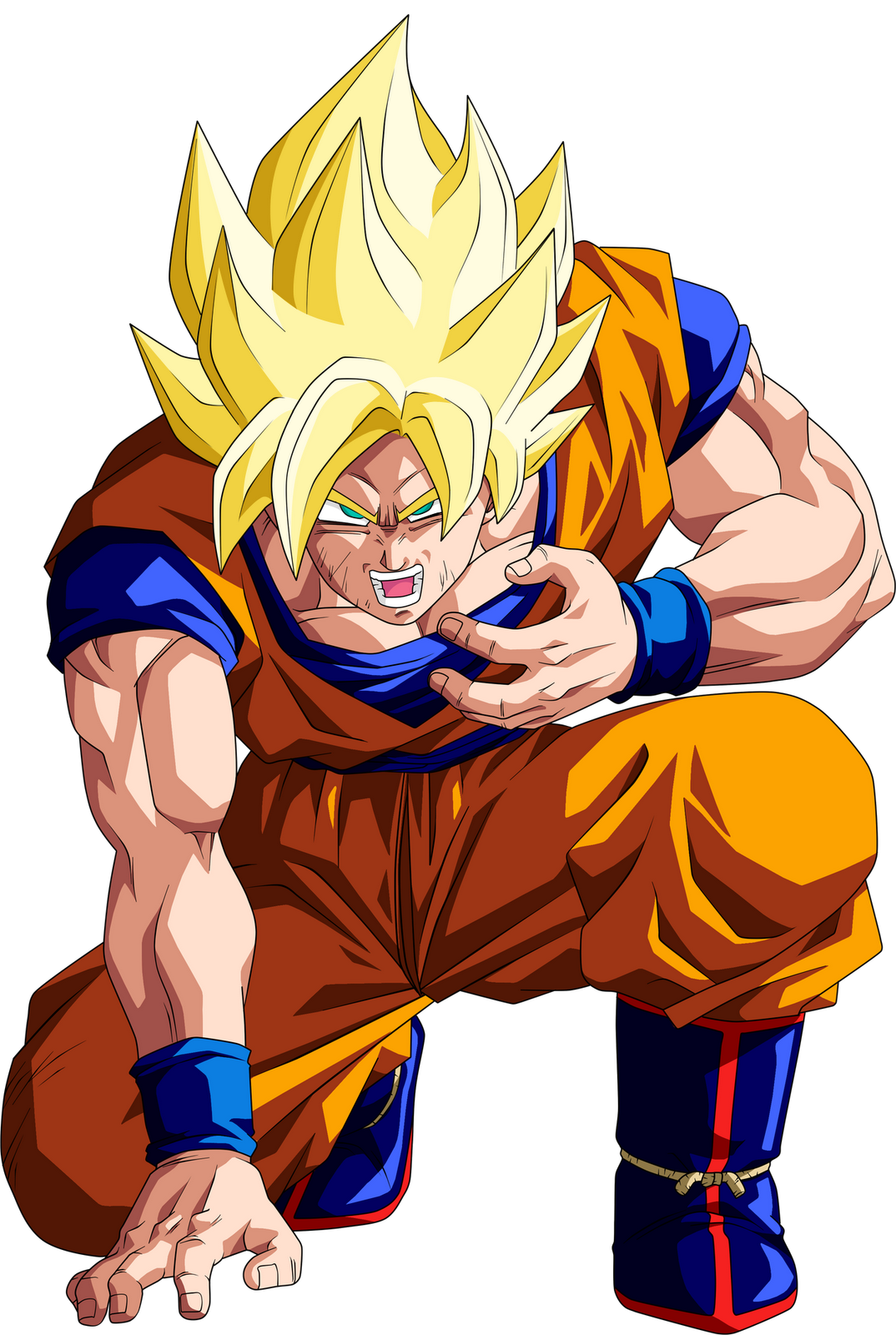 Dragon Ball Goku Transparent
