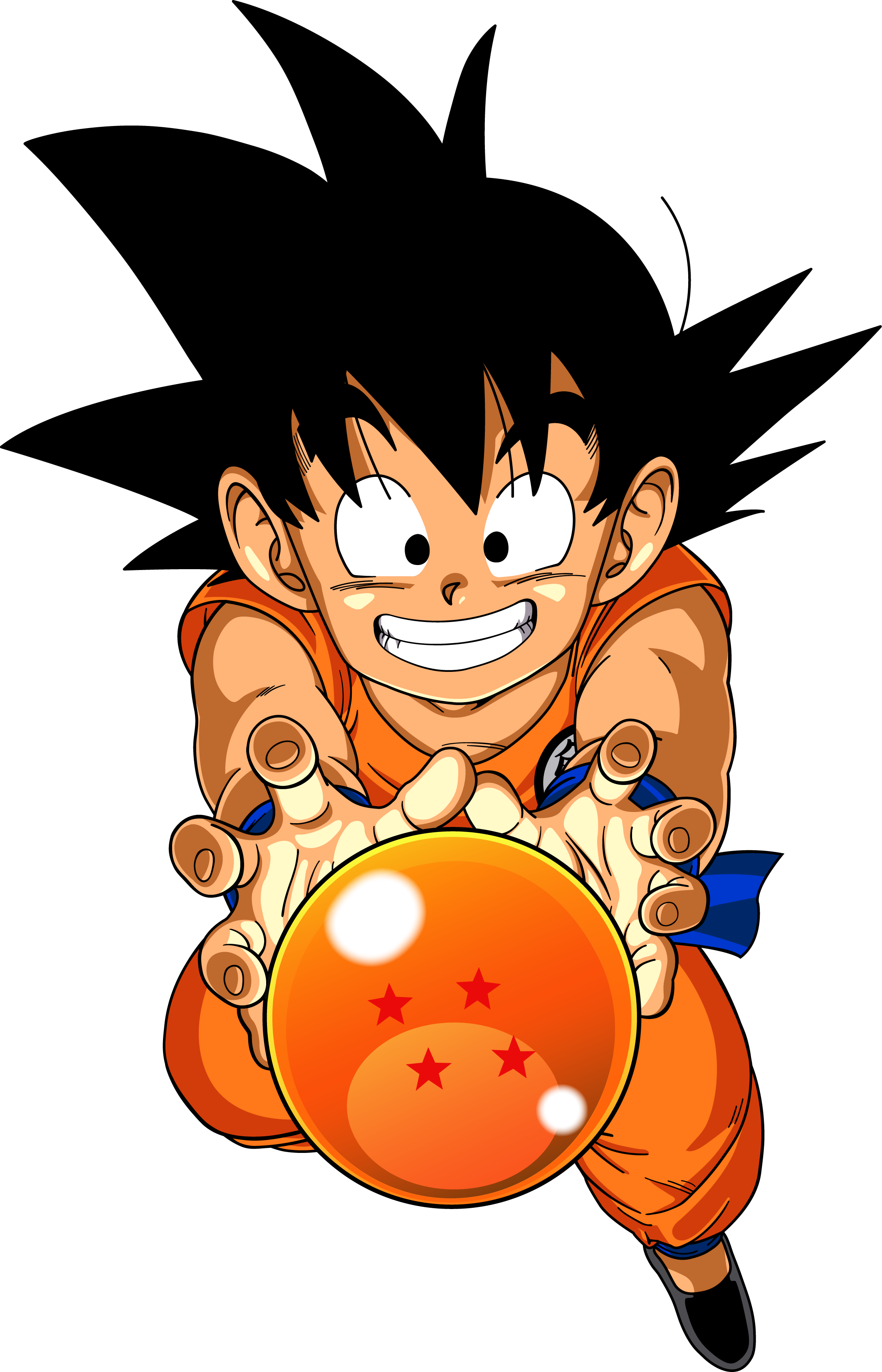 dragonball | dragon_ball___kid_goku_6_by_superjmanplay2-d47h2iv.png - Dbz PNG