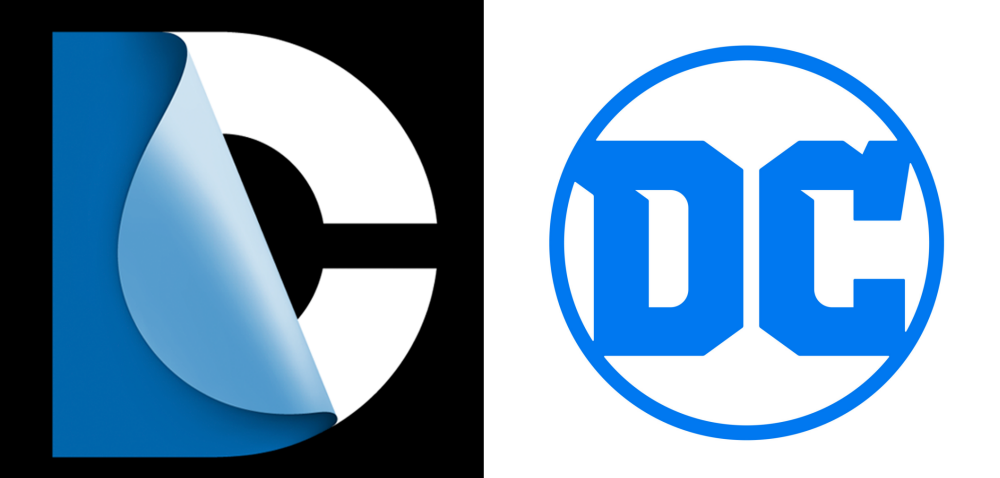 Dc Comics Logo PNG-PlusPNG.com-1000 - Dc Comics Logo PNG