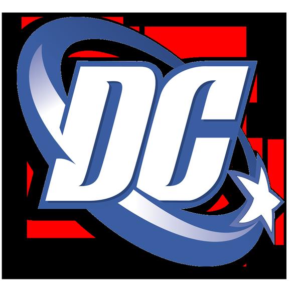Dc Comics Logo PNG - 32643