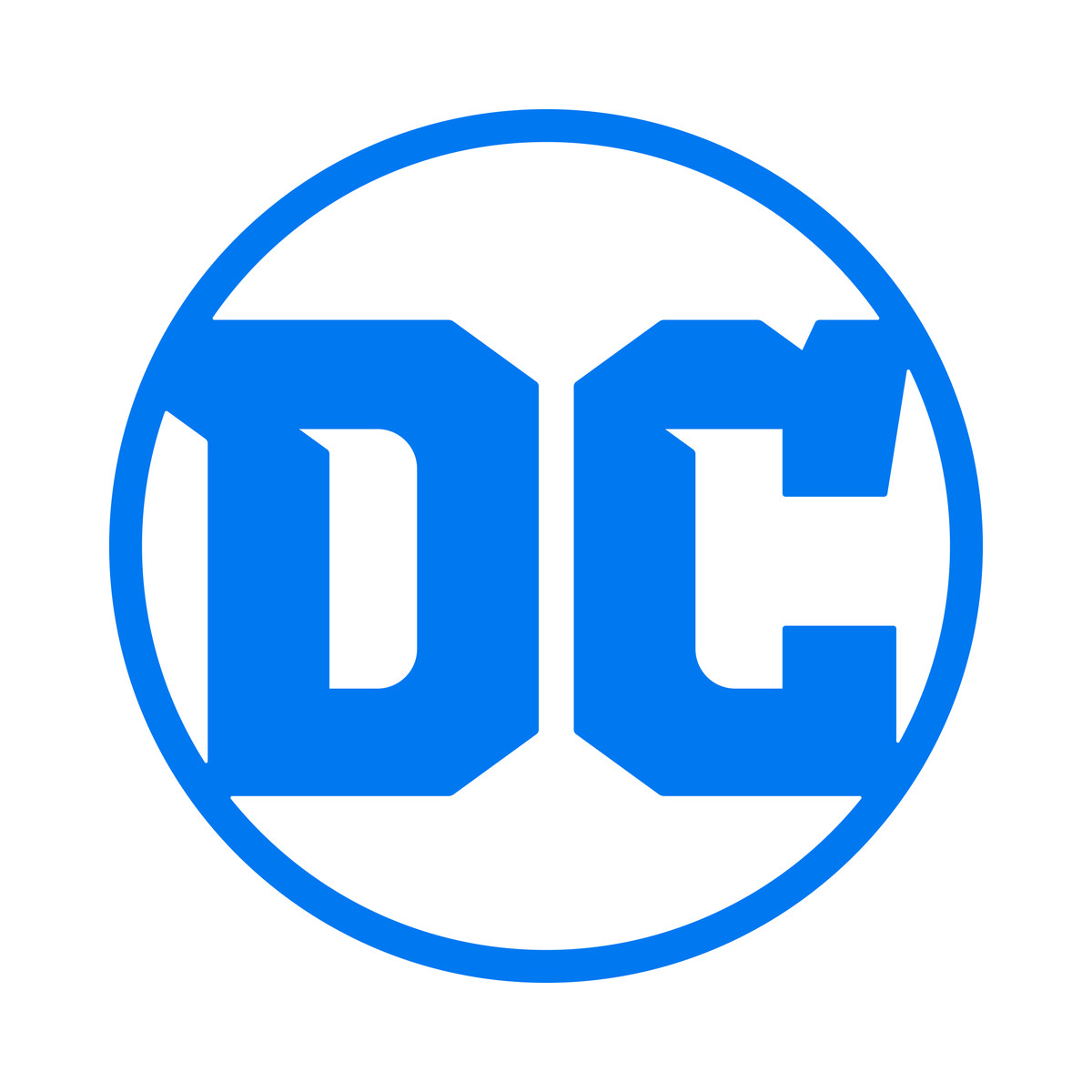 DC Entertainment Introduces New Identity For DC Brand - Dc Comics Logo PNG