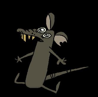 Dead Rat PNG - 67643