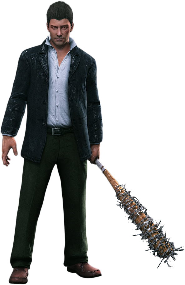 Dead rising Frank West Outfit.png - Dead Rising HD PNG