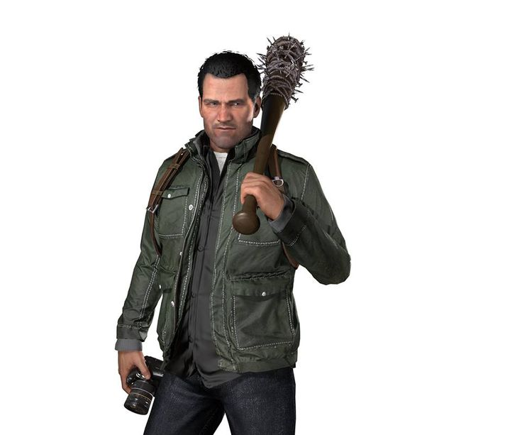 Frank West: Dead Rising 4 - Dead Rising HD PNG