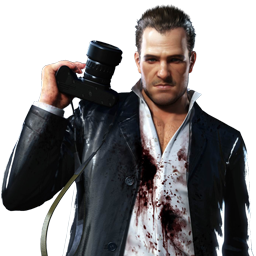 Frank-west1.png - Dead Rising HD PNG