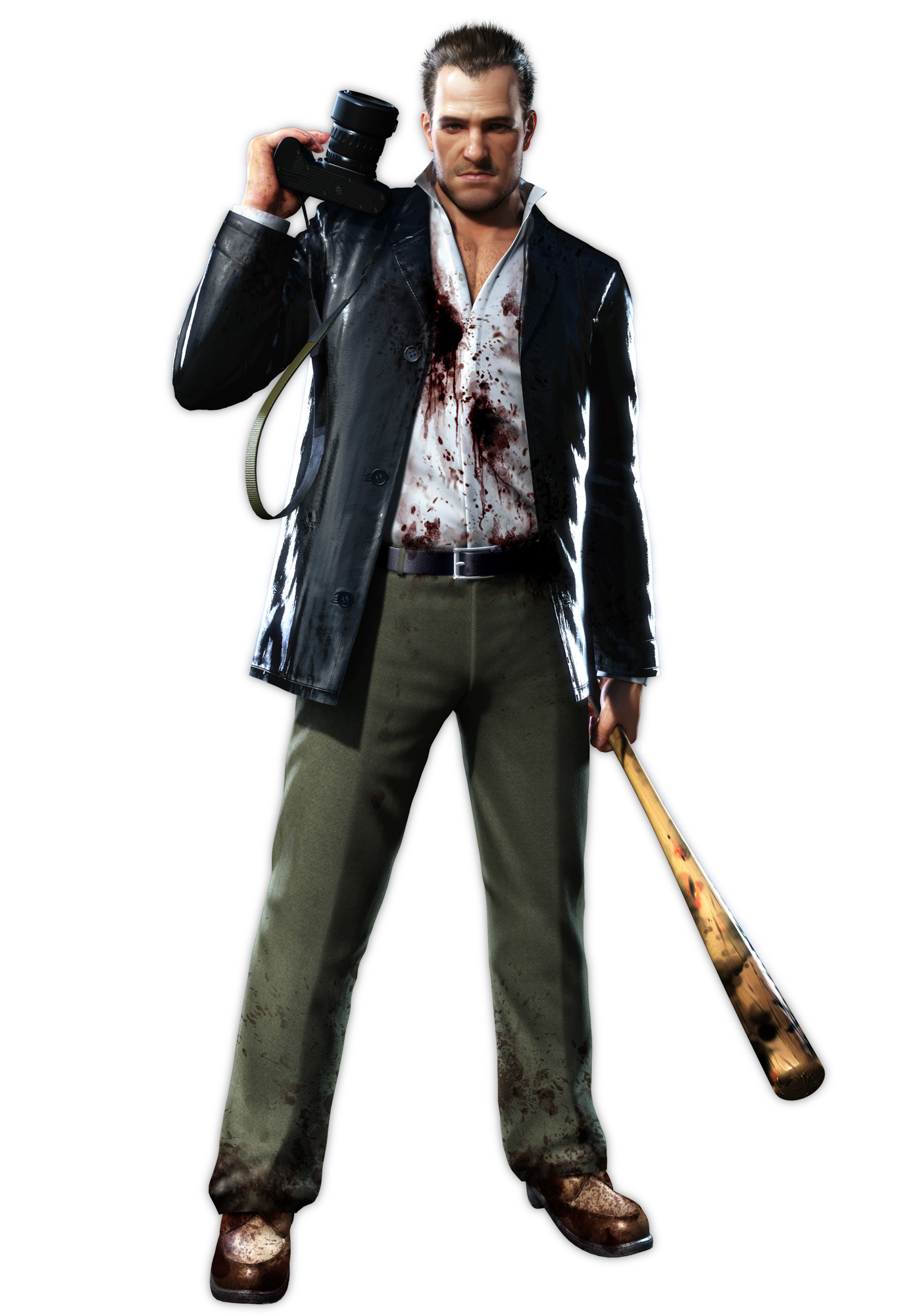 Image - Frank West Dead Rising.png | Project X Zone Wiki | FANDOM powered  by Wikia - Dead Rising HD PNG