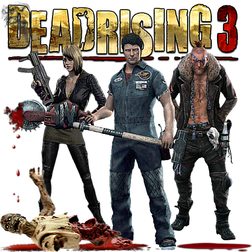 Dead Rising 3 v2 by POOTERMAN PlusPng.com  - Dead Rising PNG
