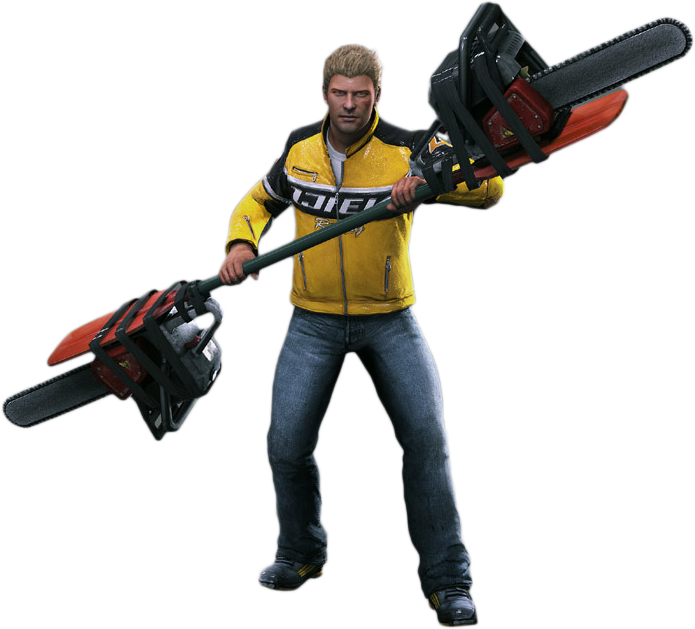 Dead rising Chuck Greene Outfit.png - Dead Rising PNG
