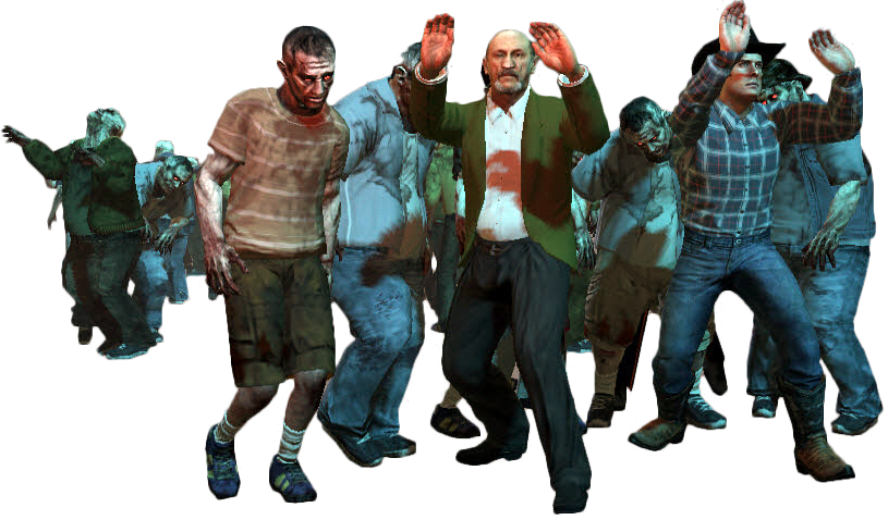Dead rising Shaun Wexler Tom Ebersole.png - Dead Rising PNG