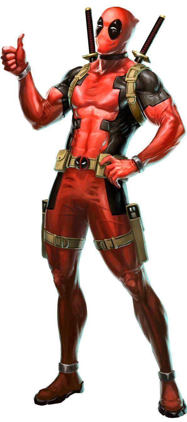 #Deadpool #Fan #Art. (WADE WILSON UNCANNY X-FORCE IN: - Deadpool PNG