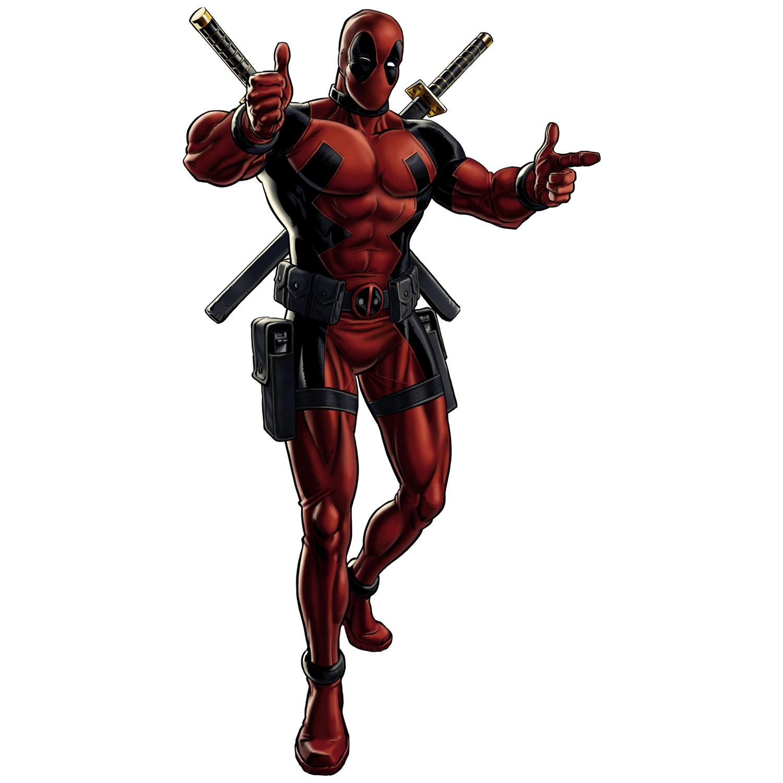 Deadpool.png - Deadpool PNG