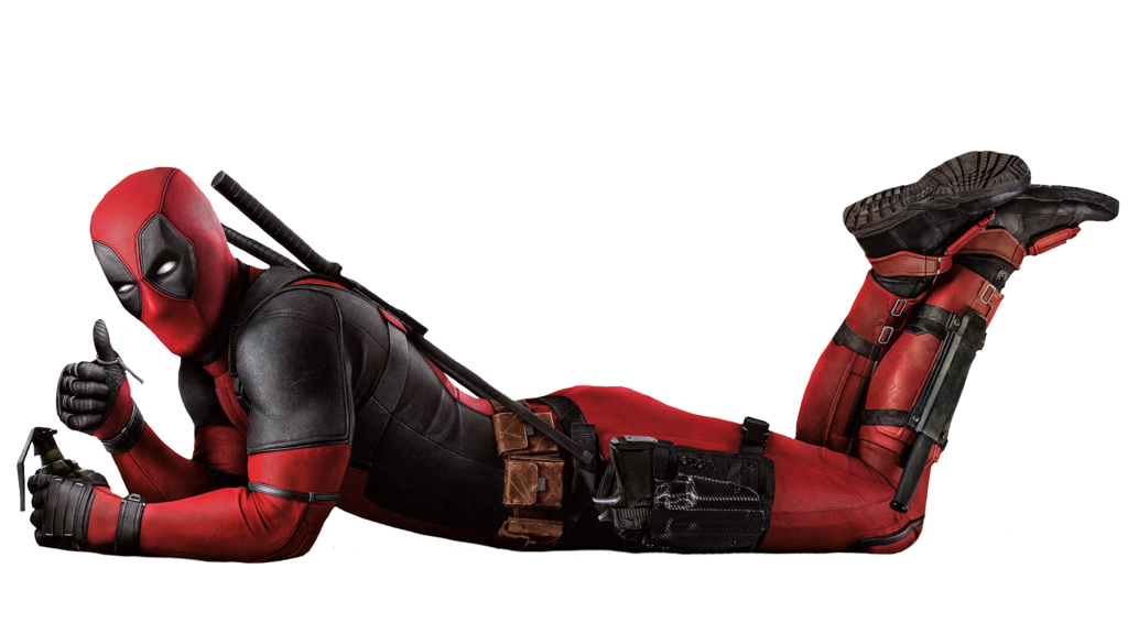 Deadpool PNG #5 by Anna-x-Anarchy PlusPng.com  - Deadpool PNG