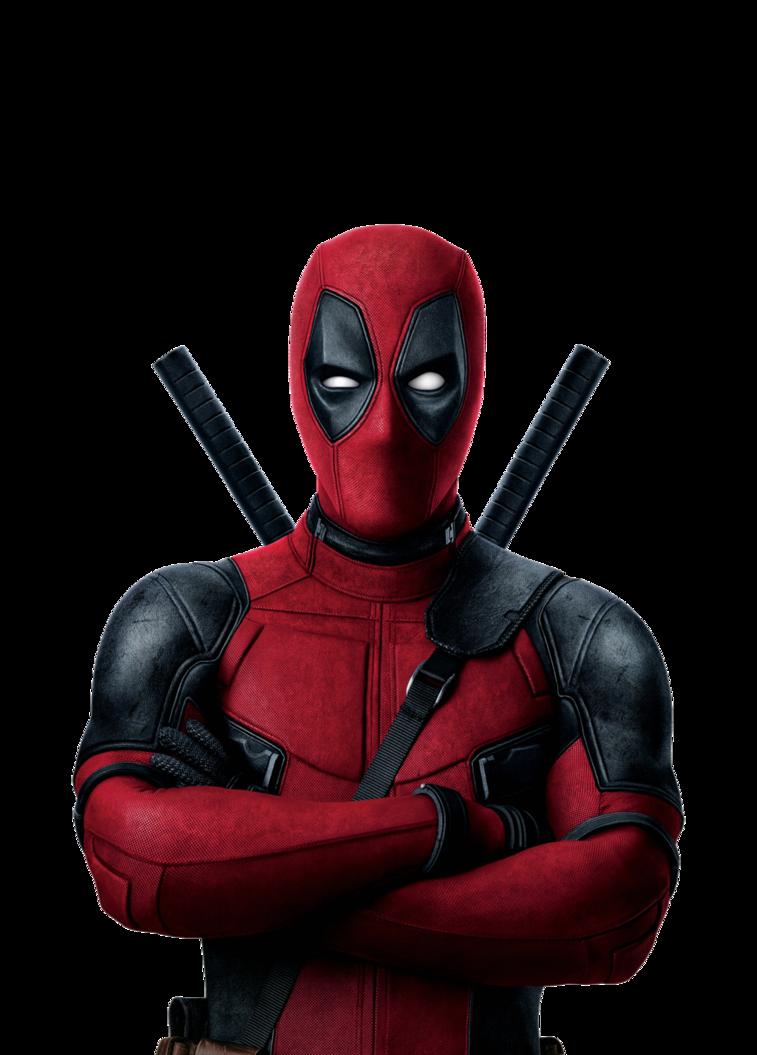Deadpool PNG by hoechlin11 PlusPng.com  - Deadpool PNG