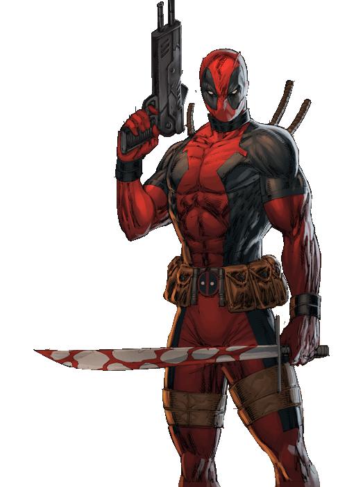 Deadpool PNG - 13512