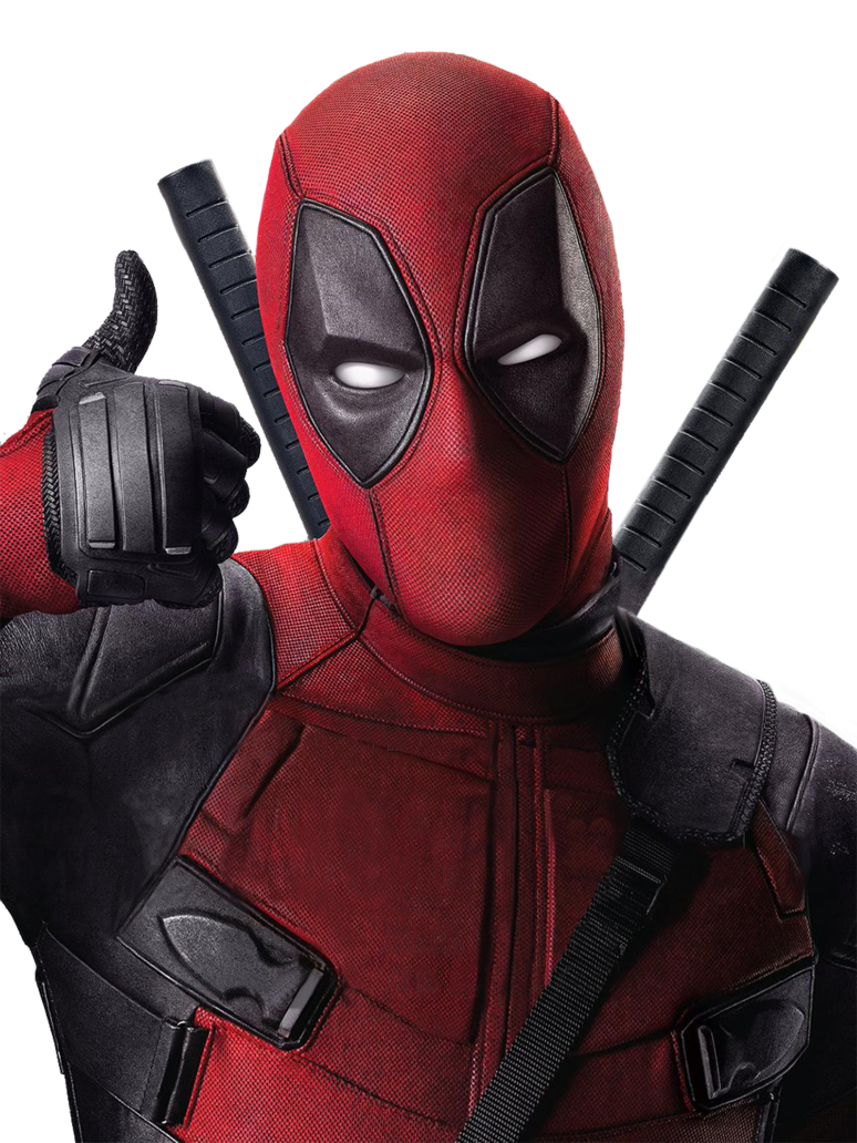 Deadpool PNG - 13510