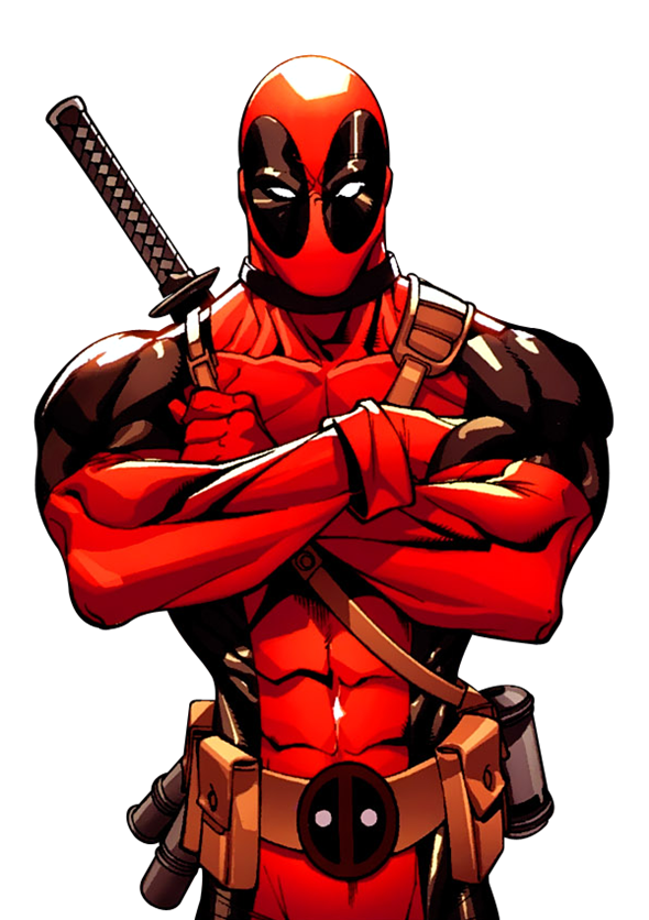 Deadpool Png PNG Image - Deadpool PNG
