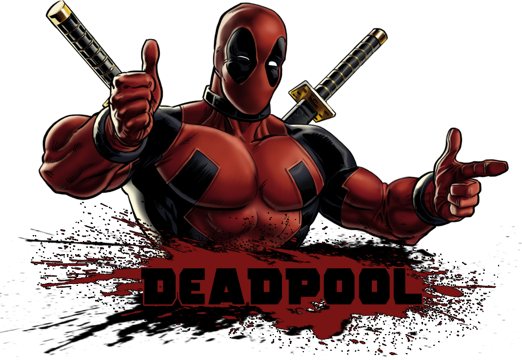 Deadpool Poster Png PNG Image - Deadpool PNG