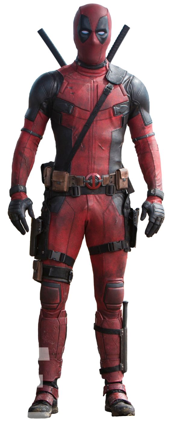 Deadpool PNG - 13509