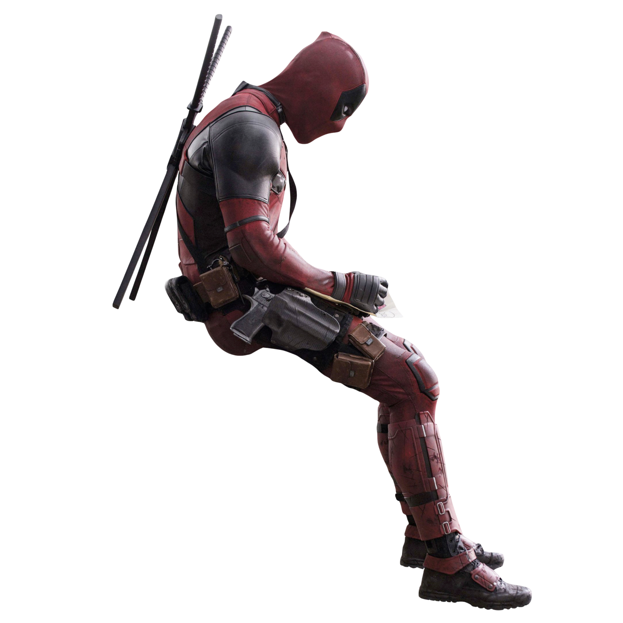 png 1999x1999 Deadpool no background - Deadpool PNG