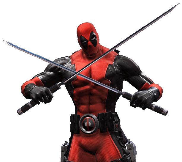 PNG File Name: Deadpool PlusPng.com  - Deadpool PNG