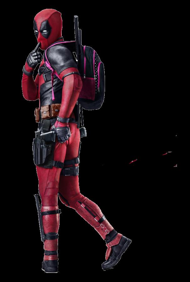 PNG File Name: Deadpool Transparent Background - Deadpool PNG
