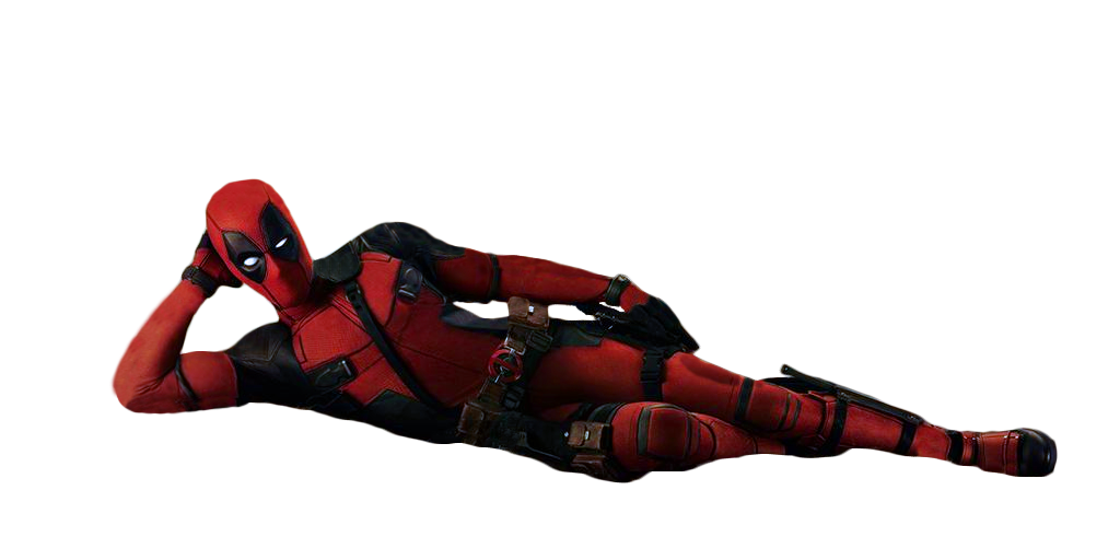 Deadpool PNG - 13498