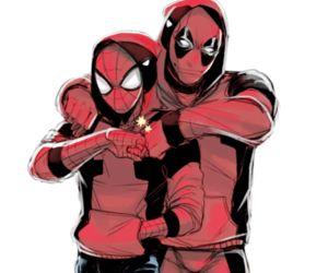 spiderman deadpool - Pesquisa Google - Deadpool PNG