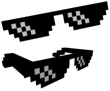 Deal With It Sunglass PNG Pic - Deal With It PNG