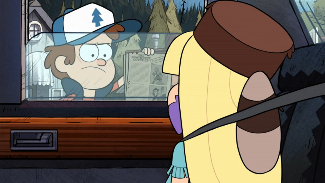 Image - S1e8 deal with it.png | Gravity Falls Wiki | FANDOM powered by Wikia - Deal With It PNG