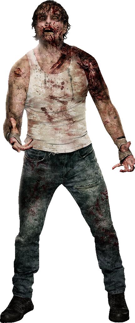 Dean Ambrose 2016 Zombie PNG by AmbriegnsAsylum16 PlusPng.com  - Zombie PNG