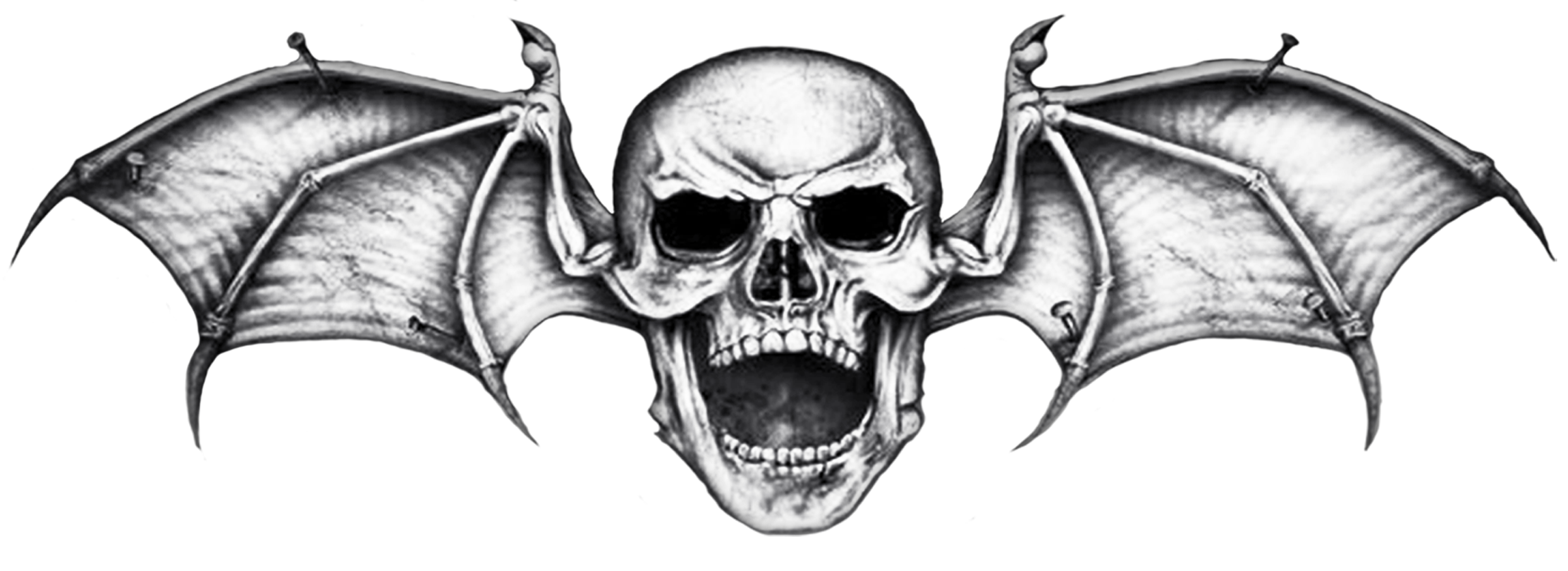 Deathbat A7X by AndRizky on DeviantArt - Avenged Sevenfold PNG
