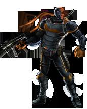 Deathstroke PNG - 23088