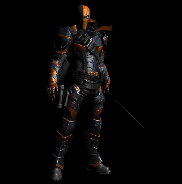 Deathstroke PNG - 23079