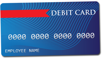 Public Advisory To All Employers And Employees In Illinois Regarding Use Of  Electronic Payroll Debit/Credit Cards For The Payment Of Wages - Debit Card PNG