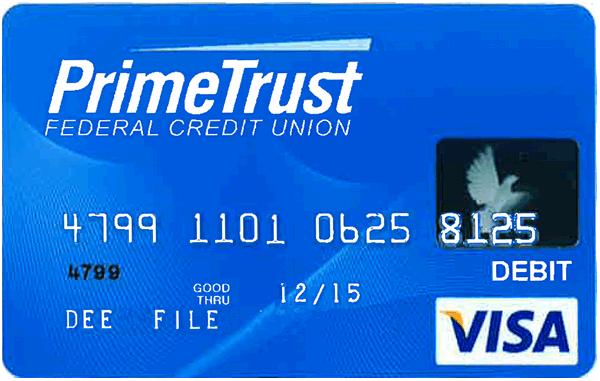 Visa® Debit Cards - Debit Card PNG