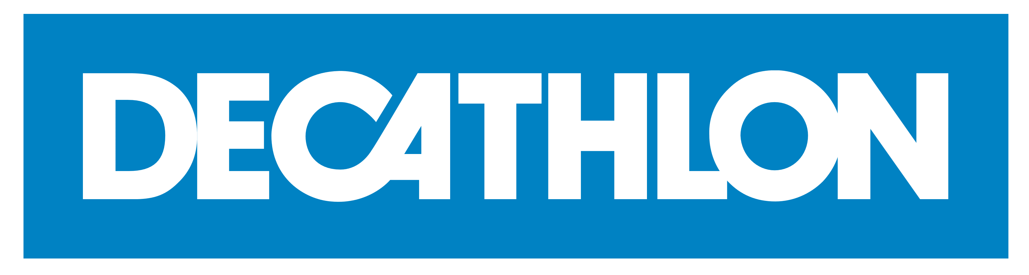 Decathlon – Logos, Brands And Logotypes - Decathlon Logo PNG
