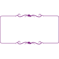 Decorative Border Free Download Png PNG Image - Decorative Border PNG