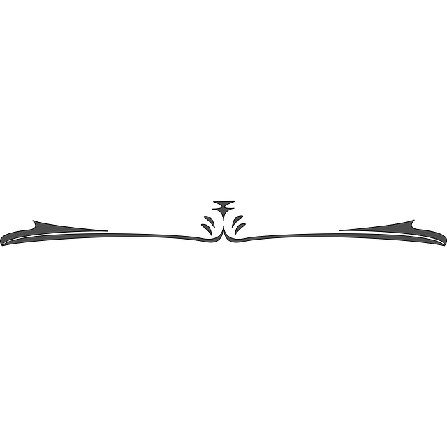 decorative line black png transparent decorative line