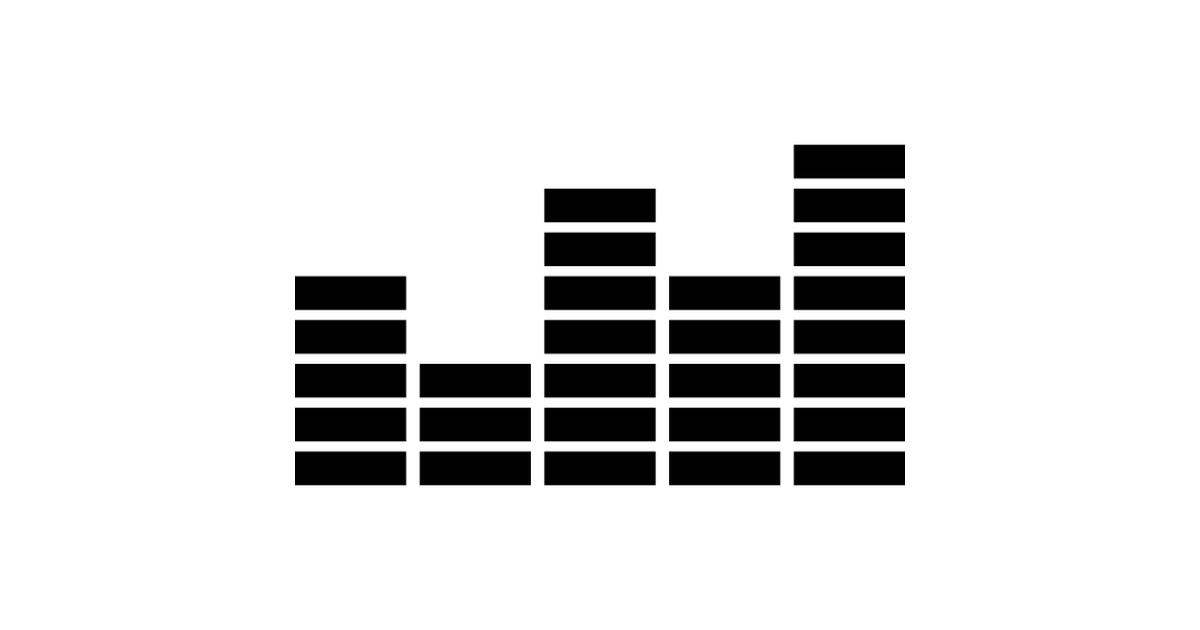 Deezer Logo Vector PNG - 111916
