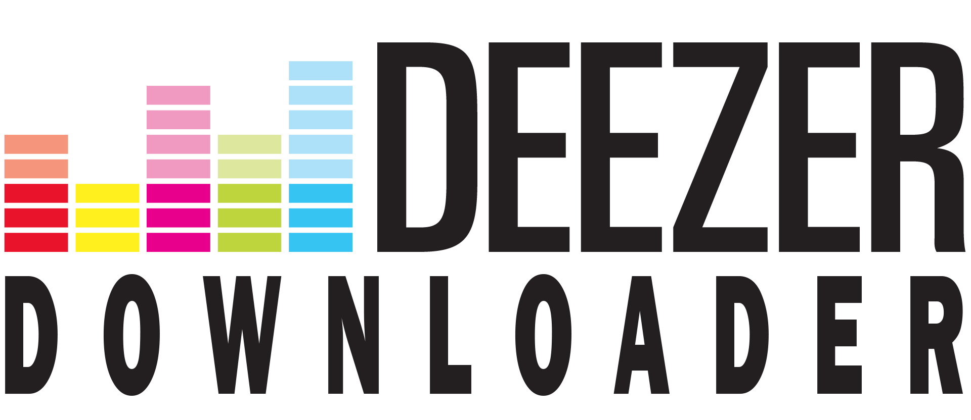 Download your favourite music - Deezer Logo Vector PNG
