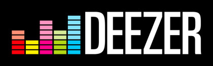 Probably the most known and used service. - Deezer Logo Vector PNG