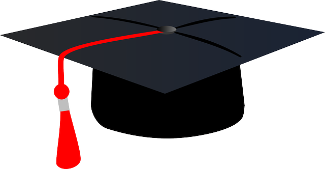 Free vector graphic: Graduation, Cap, Hat, Achievement - Free Image on  Pixabay - 309661 - Degree Cap PNG