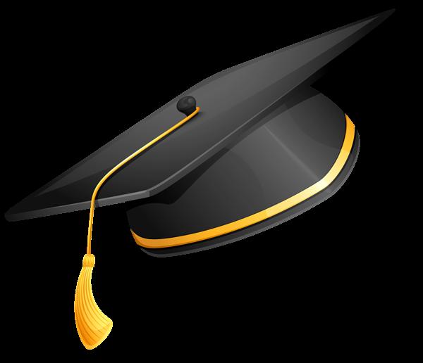 Graduation Cap PNG Clipart Picture - Degree Cap PNG