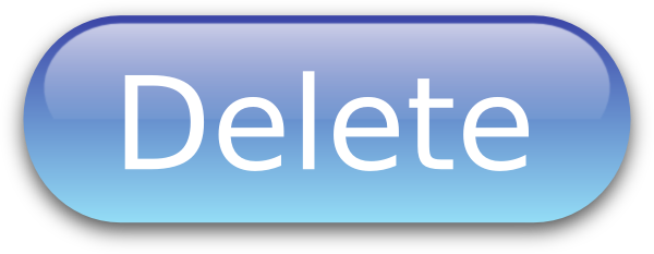 Delete Button PNG - 25796
