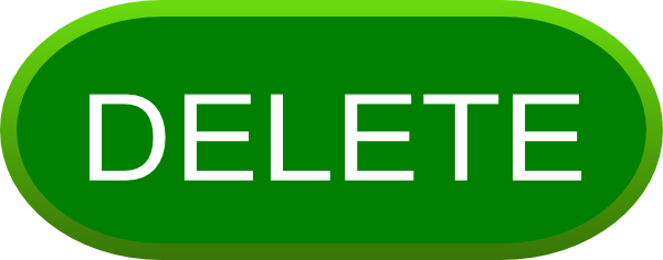 Delete Button PNG - 25802